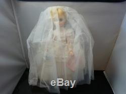Madame Alexander 17 inch Doll ELISE 1685 Bride NIB