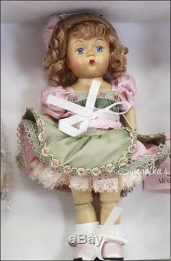 Madame Alexander 2004 Wooden Collection Wendy Woodkin