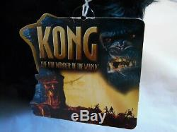 Madame Alexander 2005 Kong Plush with Fay Wray The 8th Wonder of the World