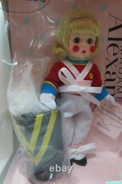 Madame Alexander 2008 TOY SOLDIER/RADIO CITY ROCKETTES 8 Plastic Doll, NRFB