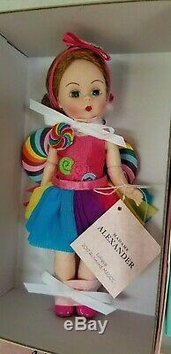 Madame Alexander 2017 Convention Souvenir Doll Nib Ltd Ed