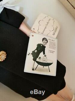 Madame Alexander 21 Lavenesque Yardley Cissy Nib Ltd Edition Doll