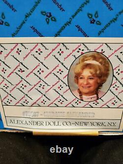 Madame Alexander 21 Madame Alexander 79507 NRFB (Herself) 100th Anniv Ltd Ed