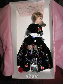 Madame Alexander 21 Seventies Stut Cissy Doll