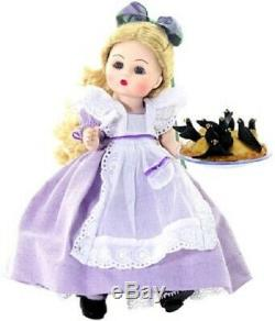 Madame Alexander 4 And 20 Blackbirds 8 Doll Nursery Rhyme Collection #51830 Nib