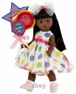 Madame Alexander # 64492 Balloon Birthday AA 8 Doll Retired
