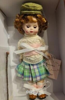 Madame Alexander # 68215 Walking the Heath 8 Maggie Doll New in Box Retired