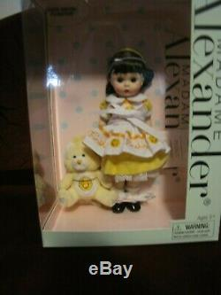 Madame Alexander 8 Care Bears Funshine Doll