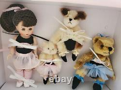Madame Alexander 8 Doll Ballet Lessons 38855 2004 Retired NEW