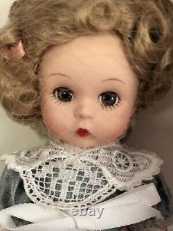 Madame Alexander 8 Doll HAPPY 50TH BIRTHDAY WENDY 2002 LT 331/1500 #34710 NRFB