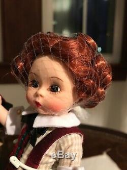 Madame Alexander 8 Italy Doll Style 48100 2008 International Collection