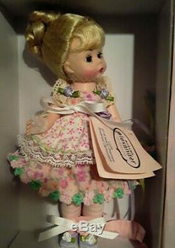 Madame Alexander 8 Lizzie Doll MADC Premiere Centerpiece 66 Edition Size