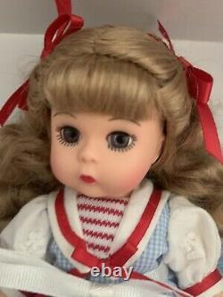 Madame Alexander 8 Pen Pals Doll #38505 New