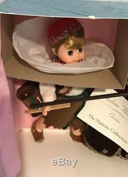 Madame Alexander 8 Shepherd & Drummer Boy 19490 Nativity Collection NIB