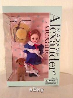 Madame Alexander 8 Storyland Madeline Doll. NIB