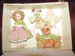 Madame Alexander 8 The Four of Us Doll Set