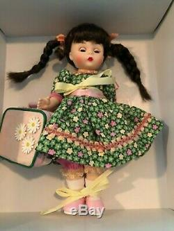Madame Alexander 8 Wendy Doll, Wendy Visits Grandma 2005 MIB new 42200