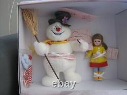 Madame Alexander 8 Wendy Loves Frost the Snowman Doll Set