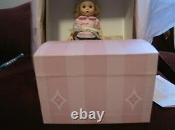 Madame Alexander 8 Wendy's Disney Princess Dress Up Trunk Doll and Accessories