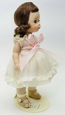 Madame Alexander 8 Wendy's Short Party Dress 565 Bent Knee Walker Doll 1958 NEW