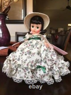 Madame Alexander 8 inch Gone With the Wind Scarlett Picnic 160647