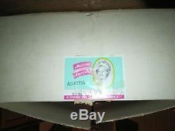 Madame Alexander Agatha 21 Vinyl Doll NIB