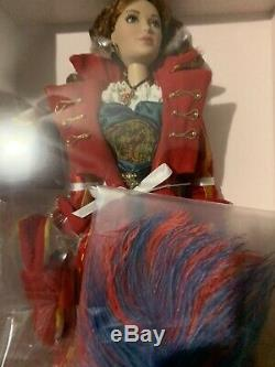 Madame Alexander Alex Captivating Swashbuckler Shadow Ltd Ed 16 Doll 48395