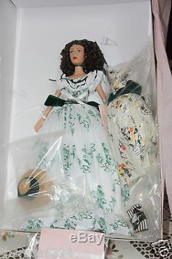Madame Alexander Alex Scarlett Picnic Doll Nrfb #87 Out Of 300 -gwtw