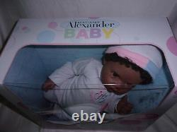Madame Alexander Babble Baby Talking Realistic Baby Doll Ethnic Toy