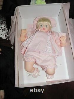 Madame Alexander Baby Carriage Baby Pink Pussycat Doll