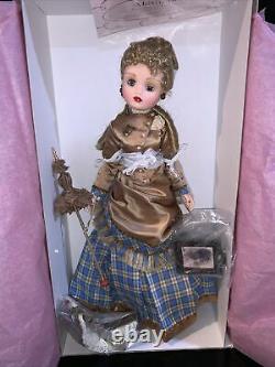 Madame Alexander Baby Doe Cissy NIB COA 66/200 RARE HTF 33960