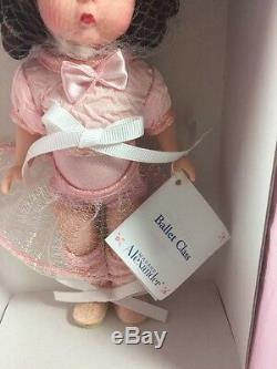 Madame Alexander Ballet Class 30545 NIB