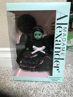 Madame Alexander Broadway Collection, 2006 Wicked, Elphaba NIB