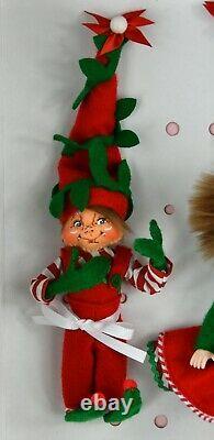 Madame Alexander Christmas With Annalee 50385 2009 NRFB Rare