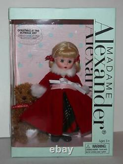 Madame Alexander Christmas at FAO SCHWARZ 2007 doll MINT NRFB limited edition