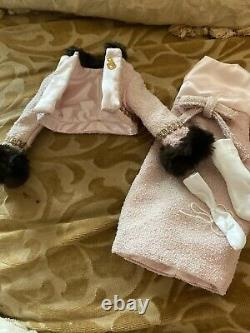 Madame Alexander Cissy Jackie Kennedy Pink Suit Ensemble 21 No Doll New