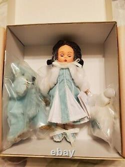Madame Alexander Collectible Doll 8 Winter Magic 42040 NIB