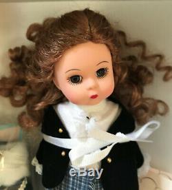 Madame Alexander Country Doll Scotland 8 28550 RARE NIB