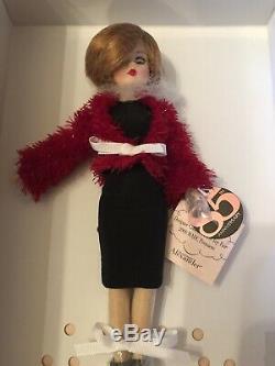Madame Alexander Designer Cissettes First Toy Fair MADC Premiere Doll 48255 NIB