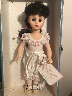 Madame Alexander Diana's Trunk Set With 14 Doll, Doll Trunk And Wardrobe 1589
