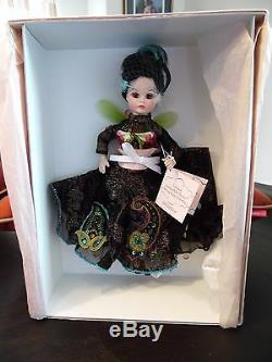 Madame Alexander Doll 48370 Carabosse American Ballet Theatre LE 500 NIB RARE