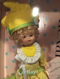 Madame Alexander Doll 49785 Strawberry Shortcake Lemon Meringue 8 NRFB RARE