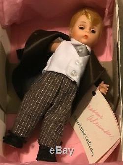 Madame Alexander Doll 8 Groom Series Nib new 5577 new in box