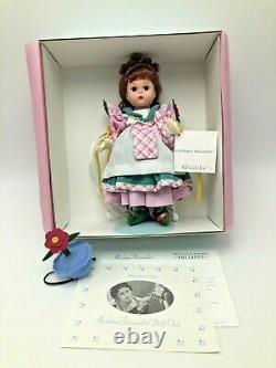 Madame Alexander Doll 8 inch Wizard of Oz Series Oz Flower Munchkin 27035