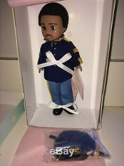 Madame Alexander Doll Buffalo Soldier 65715 NIB 8 MADC 2012 ABQ Convention LE