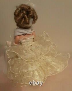 Madame Alexander Doll CISSETTE ONYX 334 07 0211