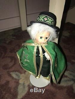 Madame Alexander Doll Company Wizard #94-1 Wizard of Oz Vintage Collectors NIB