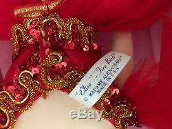Madame Alexander Doll Elise Fire Bird #1605 NIB