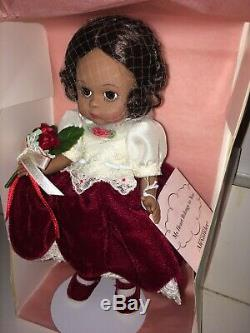 Madame Alexander Doll My Heart Belongs To You A/A 35441 NIB 8 with Stand 2002 HTF