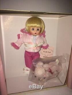 Madame Alexander Doll Poodle Posh 42150 NIB 8 Doll